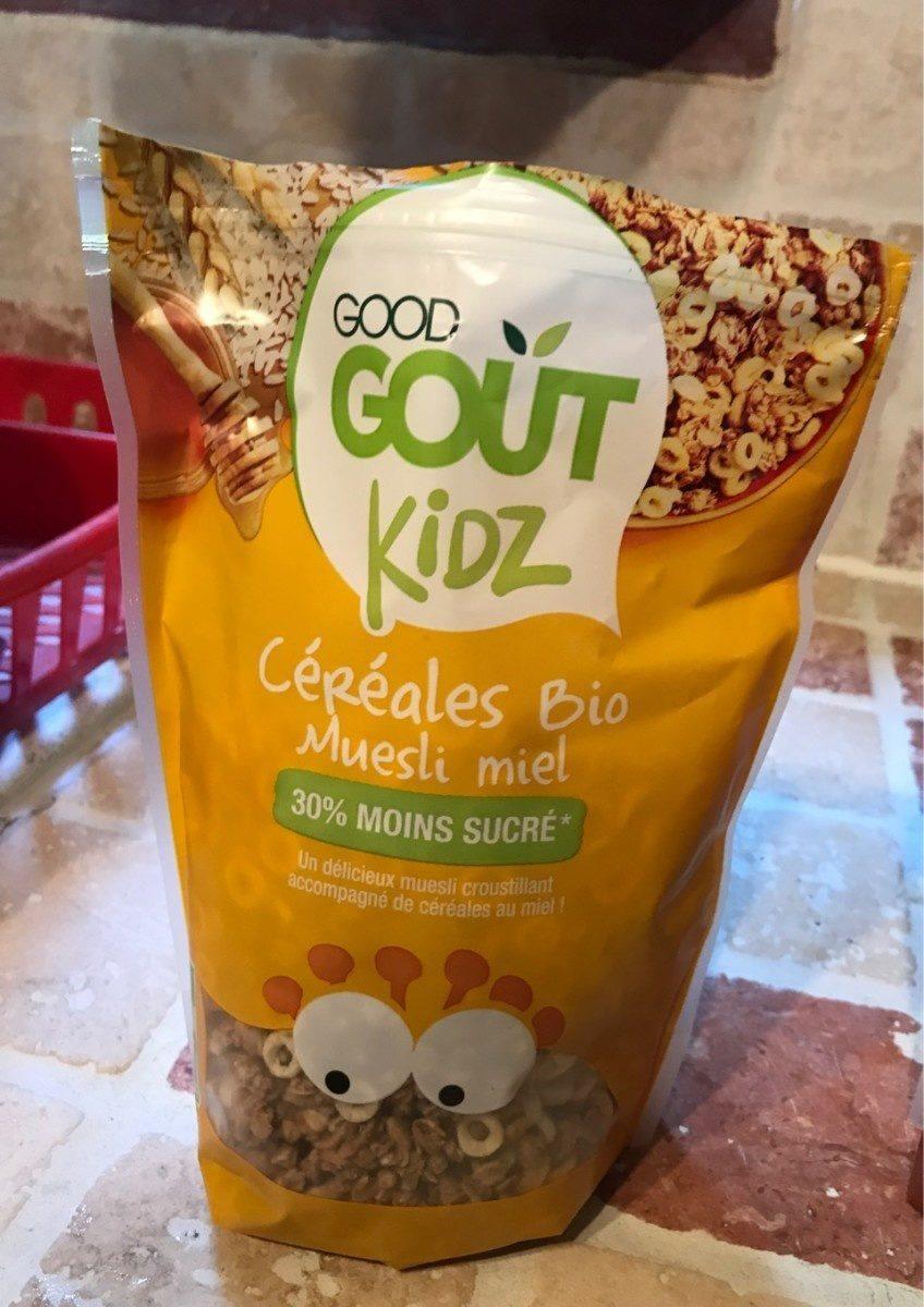 让小孩元气满满❤️Good Gout有机蜜糖杂锦谷物片 连大人的胃也俘虏了? !