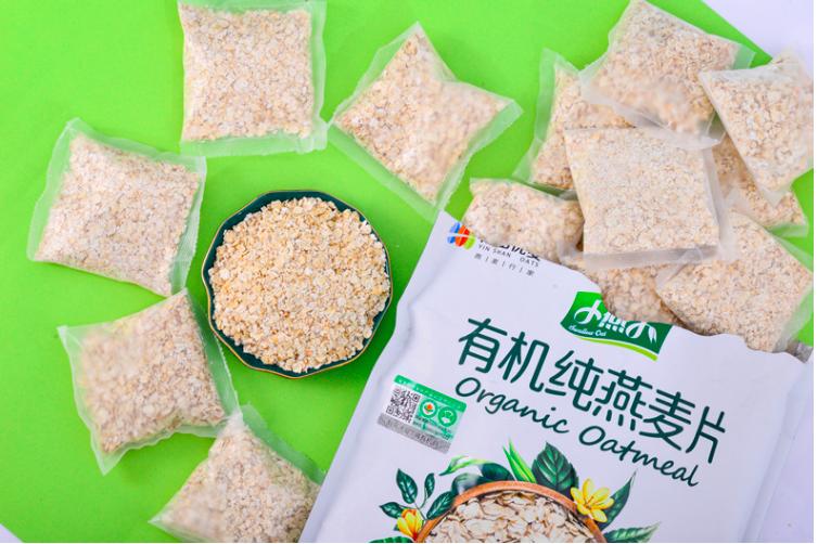 强推阴山优麦有机燕麦,夏季减脂首选,经济实惠的神仙好物!